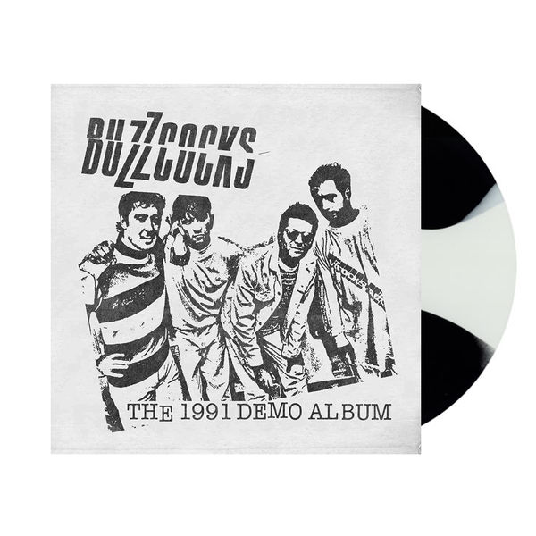 Buzzcocks: The 1991 Demo Album: Limited Edition Black & White Vinyl
