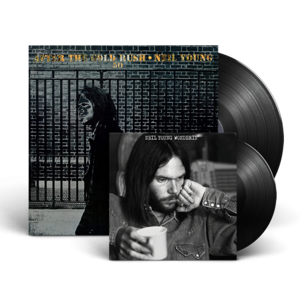 Neil Young: After The Gold Rush: 50th Anniversary Edition Box Set w/ Exclusive 7