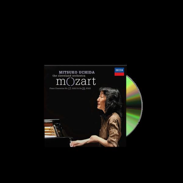 Mitsuko Uchida: Mozart Piano Concertos 17 & 25