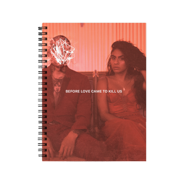 Jessie Reyez: BEFORE LOVE CAME TO KILL US NOTEBOOK