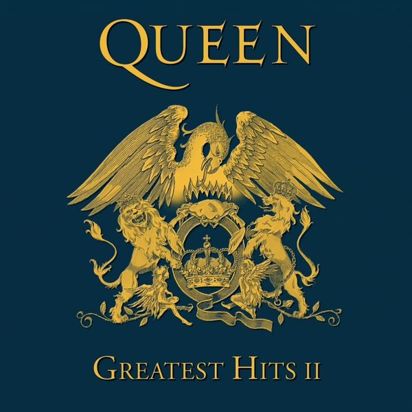 Queen: Greatest Hits II (Remastered Standard Edition)