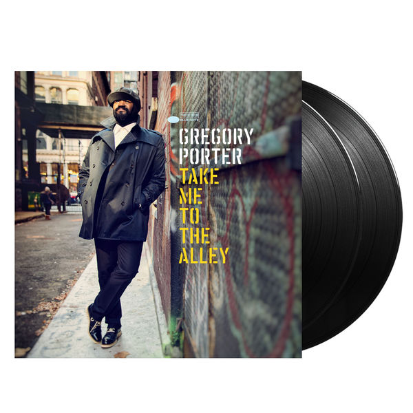 Gregory Porter: Take Me to the Alley LP