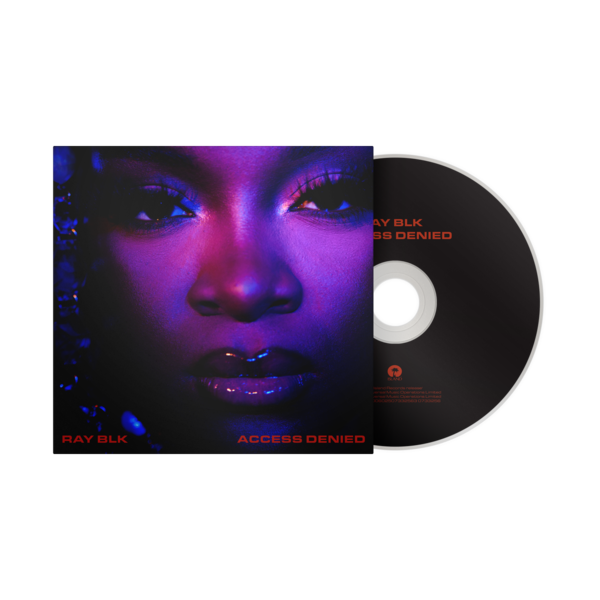 RAY BLK: Access Denied *SIGNED* CD