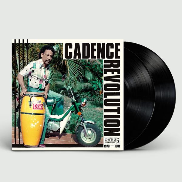 Various Artists: Cadence Revolution: Disques Debs International Vol. 2
