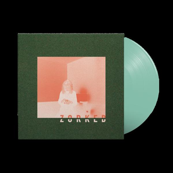 Julia Shapiro: Zorked: Limited Edition Coke Bottle Green Vinyl LP