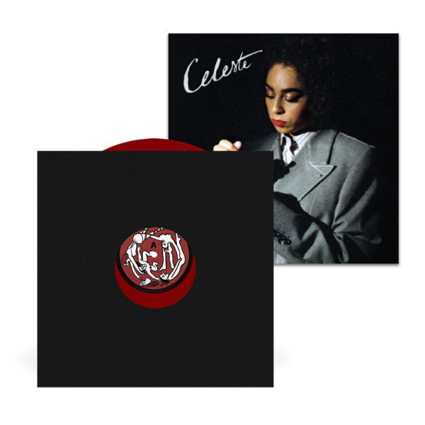 Celeste: NOT YOUR MUSE VINYL & SIGNED PRINT