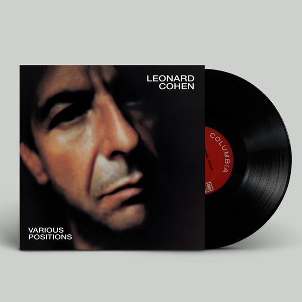Leonard Cohen: Various Positions