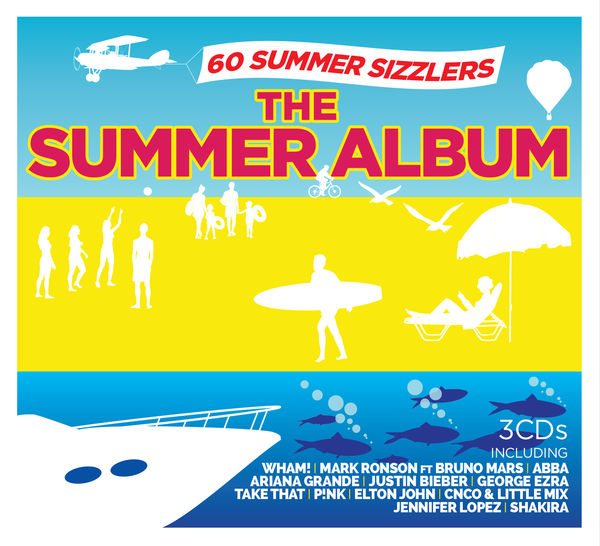 Various Artists: THE SUMMER ALBUM
