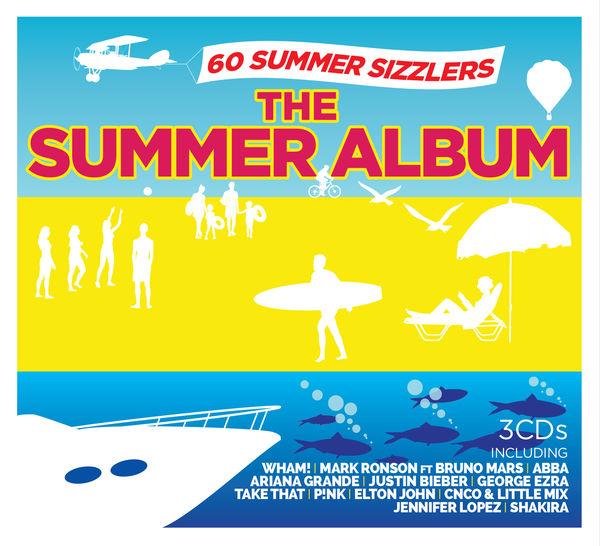 Various Artists: THE SUMMER ALBUM