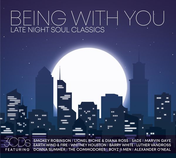 Various Artists: BEING WITH YOU: LATE NIGHT SOUL CLASSICS
