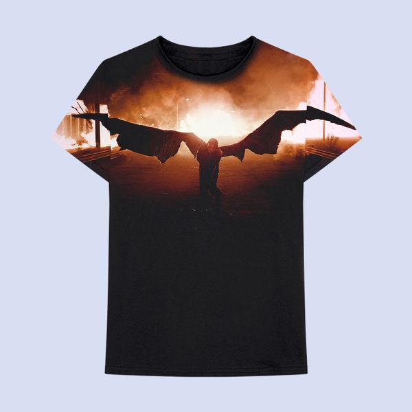 Billie Eilish: Good Girls Black T-shirt
