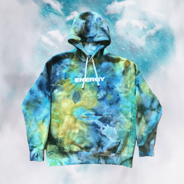 Disclosure: Energy: Limited Edition Tie Dye Hoodie