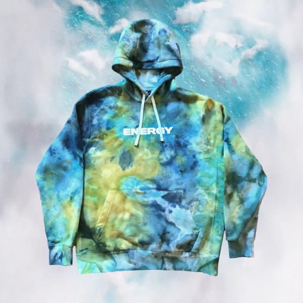 Disclosure: Energy: Limited Edition Tie Dye Hoodie