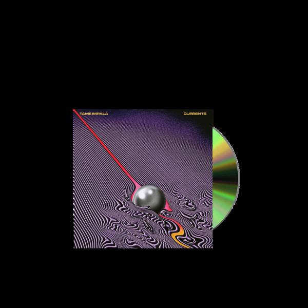 Tame Impala: Currents CD