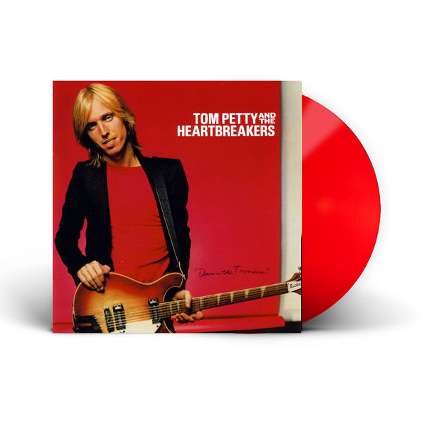 Tom Petty And The Heartbreakers: Damn The Torpedoes: Exclusive Translucent Red Vinyl