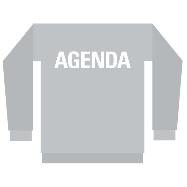 Pet Shop Boys: Agenda Sweatshirt