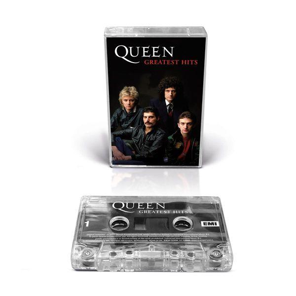 Queen: Greatest Hits Standard Edition Cassette
