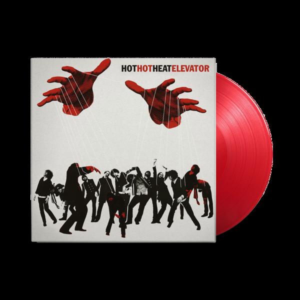 Hot Hot Heat: Elevator: Limited Edition Red Vinyl LP