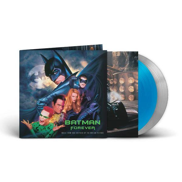 Original Soundtrack: Batman Forever: Limited Edition Blue & Silver Vinyl
