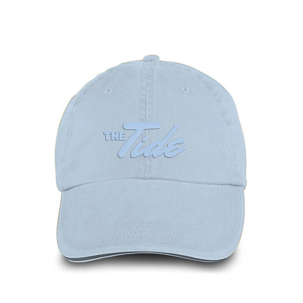 The Tide: The Tide Pastel Blue Cap