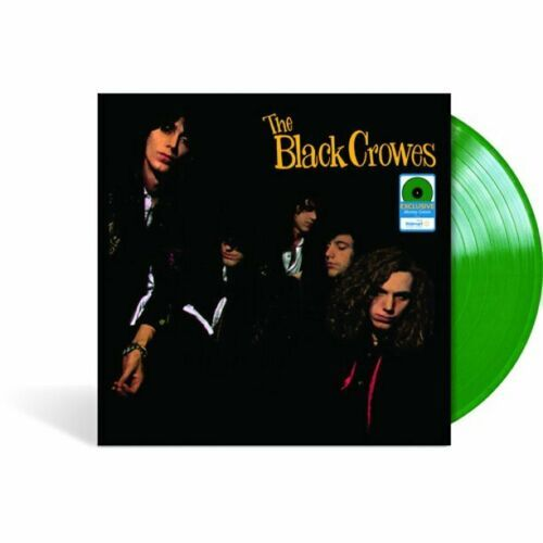 The Black Crowes: Shake Your Money Maker: Exclusive Evergreen Vinyl