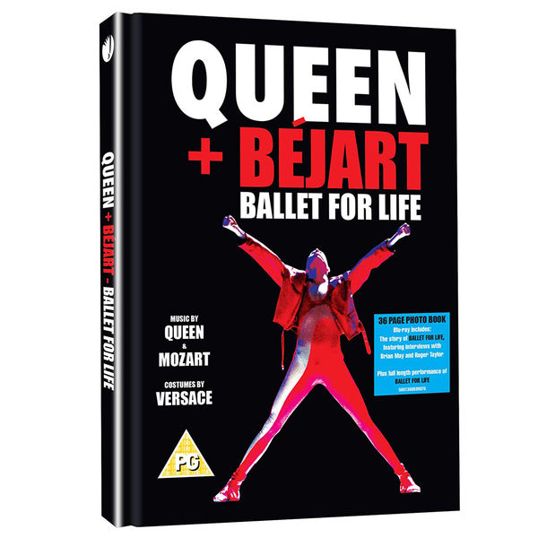 Queen & Bejart: Ballet For Life Limited Edition Blu-ray