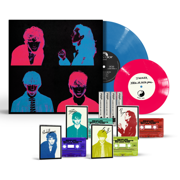 Inhaler: Signed Analogue Collection