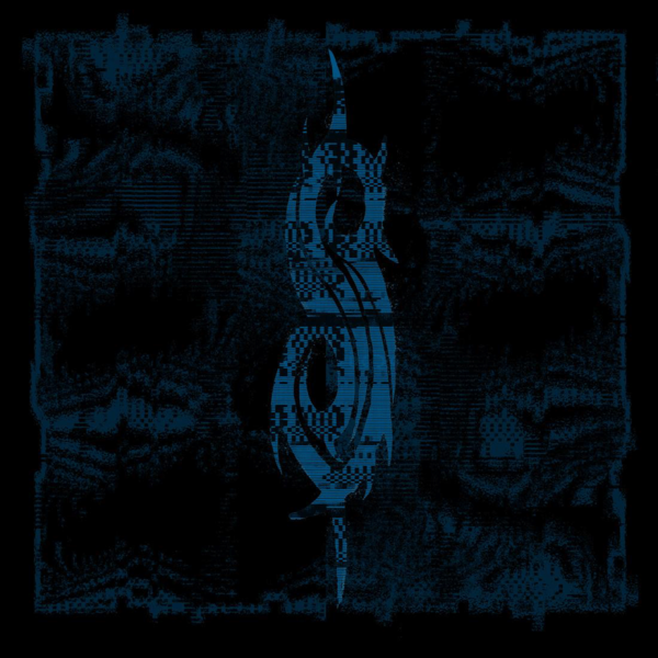 Slipknot: Glitch Blue Bandana