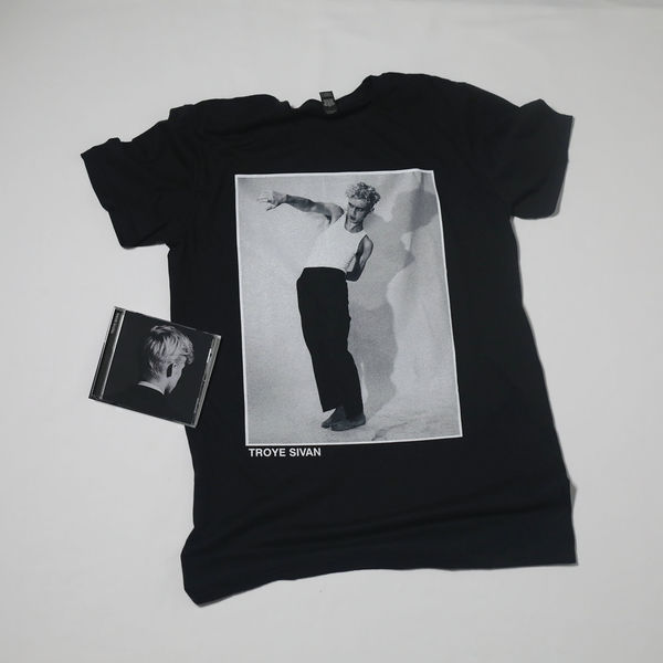 Troye Sivan: Bloom T-Shirt CD Set