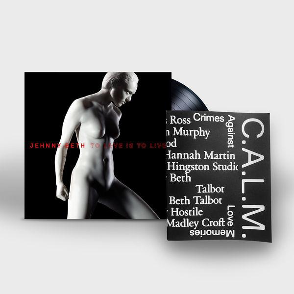 Jehnny Beth: To Love Is To Live: Vinyl + Fanzine