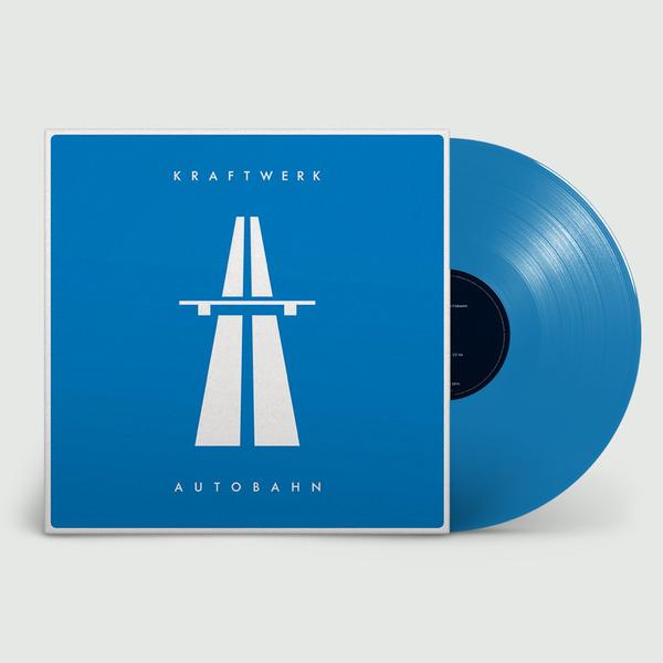 Kraftwerk: Autobahn: Limited Edition Translucent Blue Vinyl
