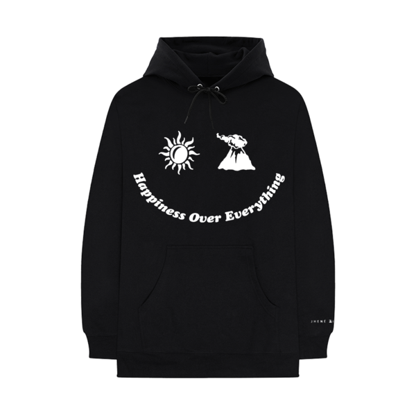 Jhene Aiko: HAPPINESS OVER EVERYTHING HOODIE