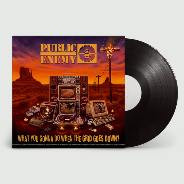 Public Enemy: What You Gonna Do When The Grid Goes Down?