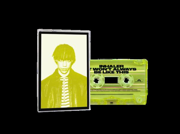 Inhaler: It Won't Always Be Like This: Josh Yellow Cassette