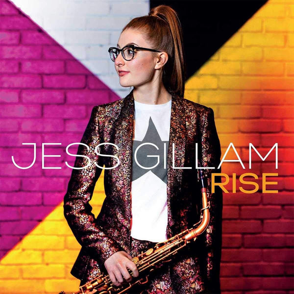Jess Gillam : Rise (Signed)