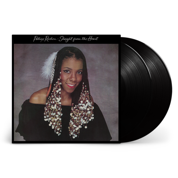 Patrice Rushen: Straight From The Heart: LP