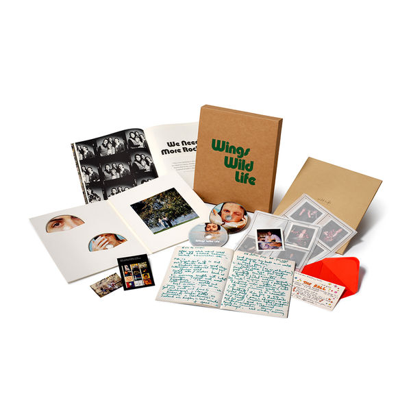 Paul McCartney and Wings: Wild Life - Deluxe Edition
