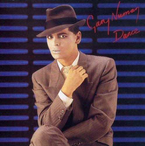 Gary Numan: Dance: Purple Vinyl LP