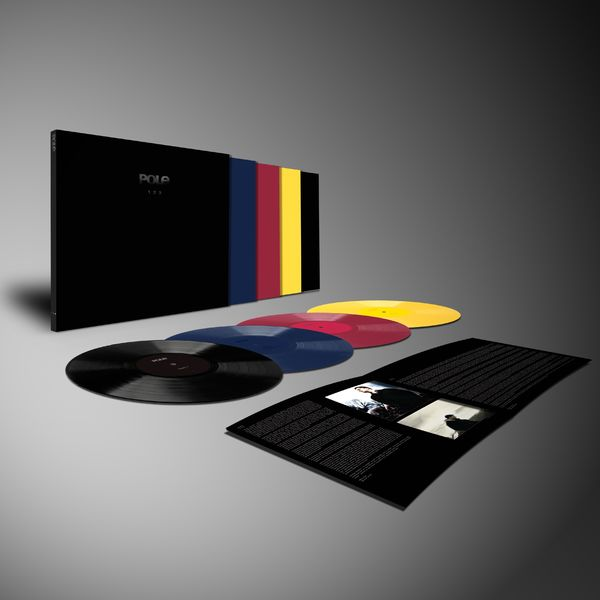 Pole: 1 2 3: Limited Edition Vinyl Box Set
