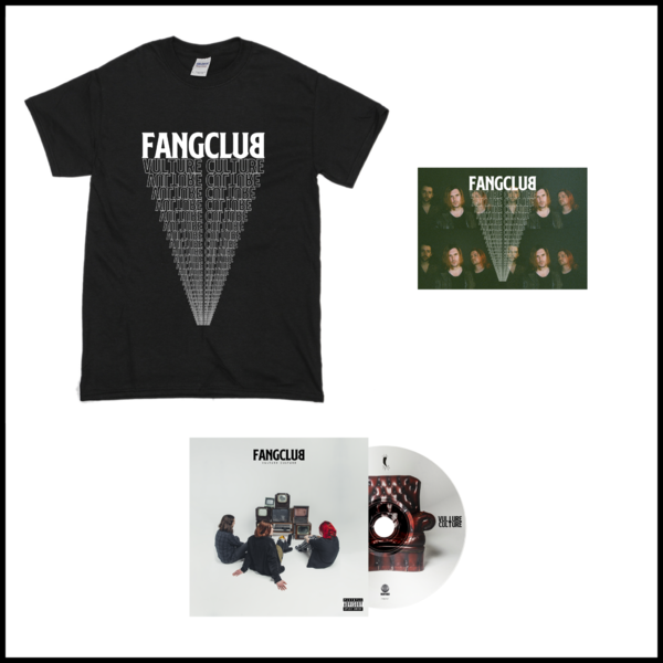 Fangclub: CD Bundle