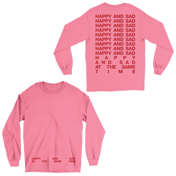 Kacey Musgraves: Happy Sad Long Sleeve - S