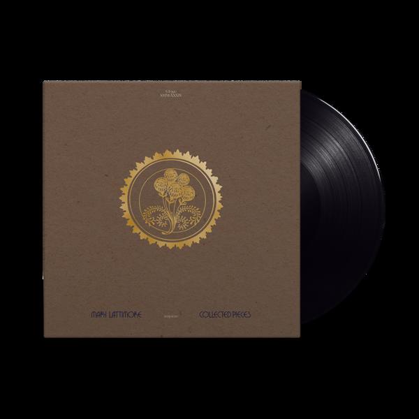 Mary Lattimore: Collected Pieces: 2015-2020:  Black Vinyl LP
