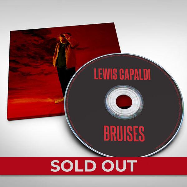 Lewis Capaldi: Bruises CD