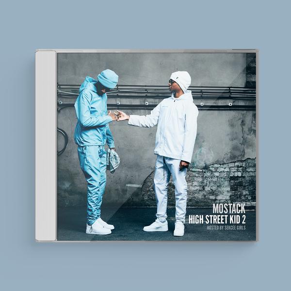 MoStack: High Street Kid 2 *SIGNED* CD