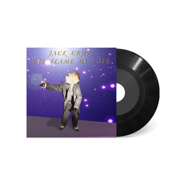 David Lynch & Jack Cruz: The Flame of Love: Limited 7