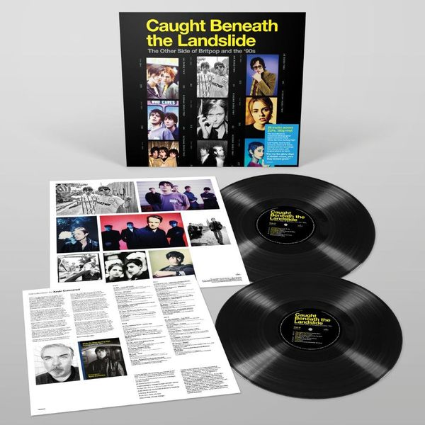 Various Artists: Caught Beneath The Landslide - The Other Side of Britpop and the 90s