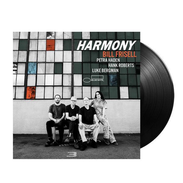 Bill Frisell: Harmony