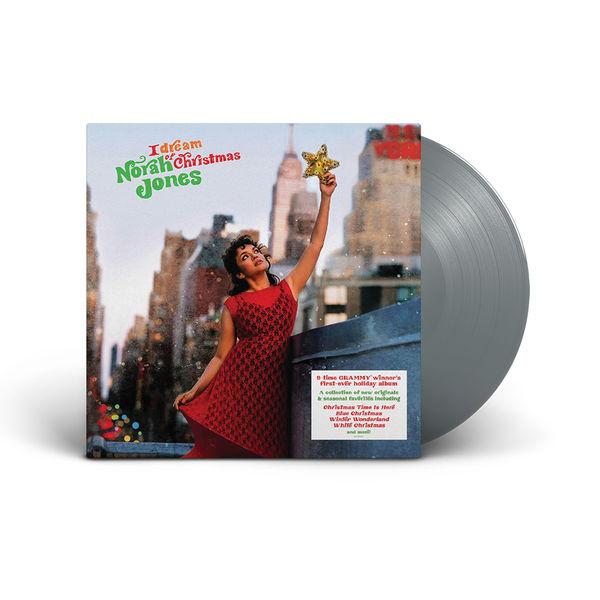 Norah Jones: I Dream Of Christmas' Limited Edition Silver Vinyl