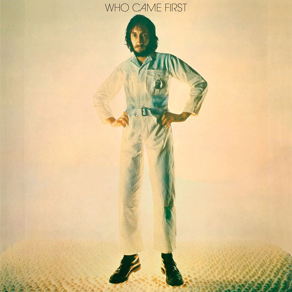 Pete Townshend: Who Came First: White Vinyl