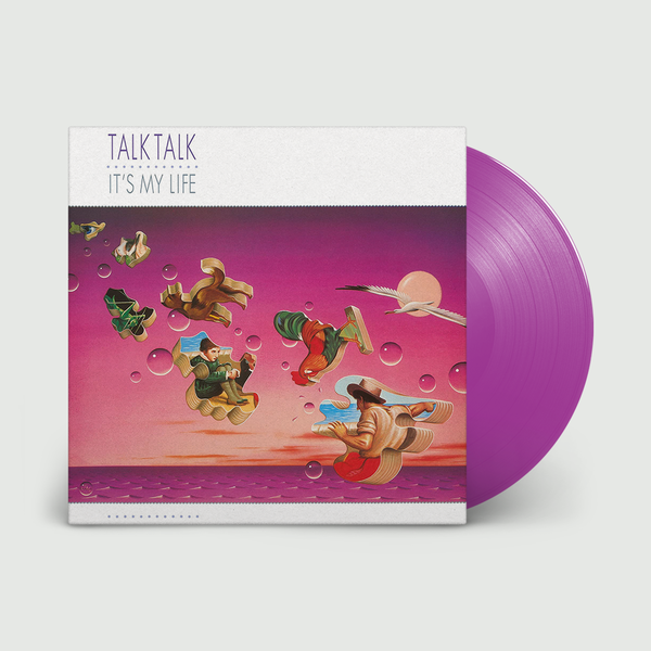 Talk Talk: It's My Life: Limited Purple Vinyl